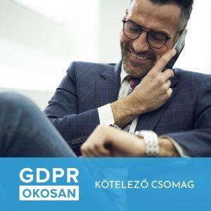 GDPR - Kötelező csomag