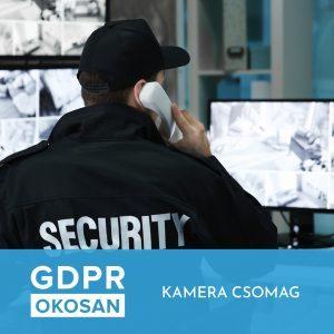 GDPR - Kamera csomag