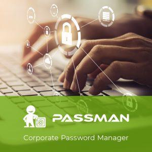 passman üzleti jelszókezelő